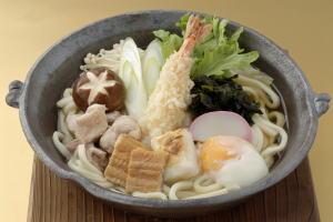 Nabeyaki Udon (Udon Noodle Hot Pot) Japanese Food Guide Oksfood